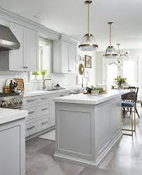 Neutral Noteworthy 13 Grey And White Kitchen Designs Diy Kitchen Remodel Kitchen Design Small Kitchen Design