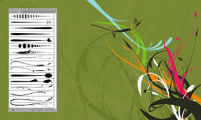 Free Illustrator Brushes And Vectors Foliage Bittbox
