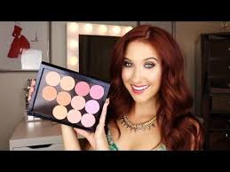 morphe x jaclyn hill eyeshadow palette swatches review