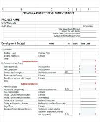 Non Profit Budget Template Startup Templates Definition In Spanish