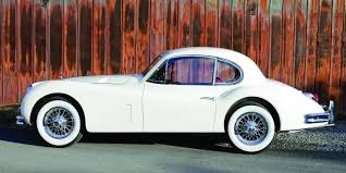 not just a pretty kitty 1957 jaguar xk140 mc an e hemmings an exquisitely restored 1957 jaguar xk140 mc finds itself as much at home on the open road as it is on the show field