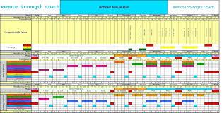Template Sample Training Calendar Download Templates Beauteous