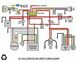 xs650 wiring diagram the wiring diagram some wiring diagrams yamaha xs650 forum wiring diagram