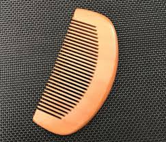 custom wooden beard comb wooden hair comb wooden comb