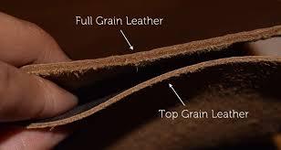 grain leather