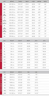 Scubapro Exodry Size Chart Sub Gear Wetsuit Size Chart Aqualung