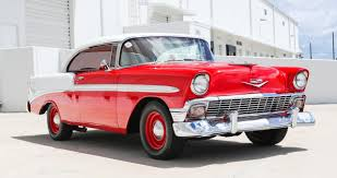 All Chevy chevy classic cars : 1956 Chevrolet Bel Air - ClassicCars.com Journal