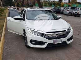 Rent Honda Civic 2019 In Islamabad Pakistan 5 Copy Pak