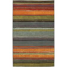 mohawk home rainbow multi 2 ft x 3 ft area rug