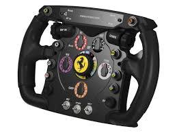 Thrustmaster Steering Wheel Ferrari 458 Spider Racing Wheel Black 4460105 Best Market