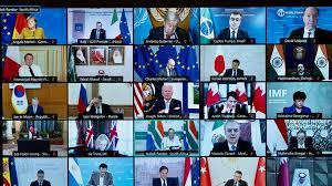 Shugabannin G20 za su ci gaba da aikin jin-kai a Afghanistan