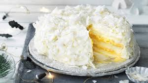 Mango And Coconut Layer Cake Recipe Good Food