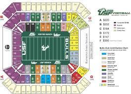 Ucf Baseball Stadium Seating Chart 2008 Fb Season Tickets On Sale Usf Athletics