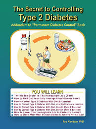 A1c Chart For Type 2 Diabetes 19 The Secret To Controllng Type 2 Diabetes Book