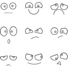 Small Picture Top 20 Free Printable Emotions Coloring Pages Online