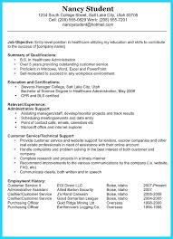 Standard Resume Template Unique Standard Resume Examples Resume Template New Best Resume Samples