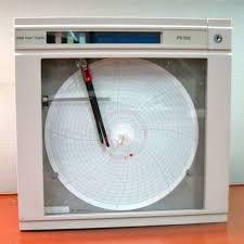 Abb Kent Taylor Px105 Chart Recorder On Popscreen