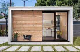 tiny house companies.  Tiny Exterior Wood Siding Material Flat RoofLine And Tiny Home Building Type  LA On House Companies E