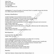 How To Make Resume For Job Interesting 60 Qualified Example Of Simple Resume for Job Application Sierra