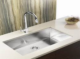 cool design stainless steel kitchen sinks undermount brilliant deep sink faucet