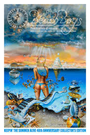 the <b>beach boys</b> – <b>keepin</b>' the summer alive 40th anniversary
