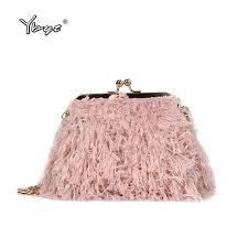 Designer <b>YBYT</b> Brand 2019 <b>New Fashion Women</b> Satchel Evening ...