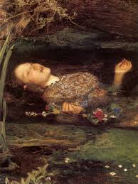 the unified theory of ophelia on women writing and mental millais ophelia detail