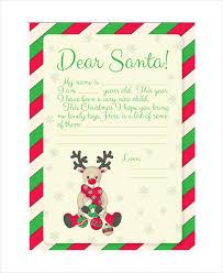 Letter From Santa Template Pdf Blank Letter From Santa Template Pdf