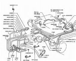 similiar toyota 4runner engine diagram keywords toyota 4runner engine diagram in addition vacuum line diagram for 1994