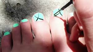 Cute Simple Toe Designs Topic For Cute Easy Toenail Designs Toenail Art Cute Easy