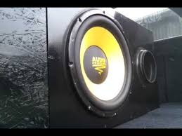 sound system with subwoofer. bass i love you @audio system subwoofer sound with