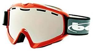 Bolle X 9 Otg Goggle Red Vermillon Gun Lens B001h31vk2