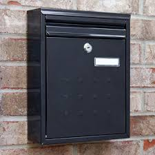 residential mailboxes wall mount. Lummy Protecting Residential Mailboxes Wall Mount