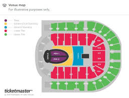 Heres The O2 Arena Seating Plan Ahead Of Ariana Grande