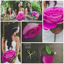 Diy Giant Paper Rose Flower Diy Giant Paper Rose Flower Step By Step Usefuldiy Com