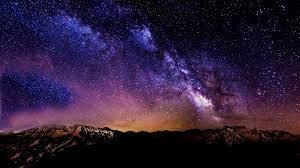 Starry Sky Desktop Wallpapers - Top ...