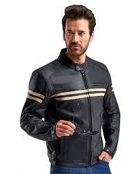the weise brunel leather jacket