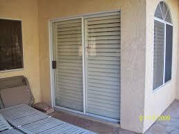 insulation patio doors