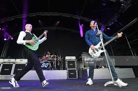 2018 bmw wentworth. fine bmw status quo perform on stage for golf fans during day three of the bmw pga  championship for 2018 bmw wentworth