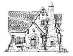 images about FAIRYTALE Cottages on Pinterest   Cottages    storybook house plans