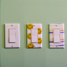 light switch covers. Man Crafts: Patterned Light Switch Covers