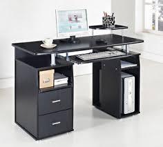 walnut office furniture. image is loading computerdeskpctablehomeofficefurnitureblack walnut office furniture