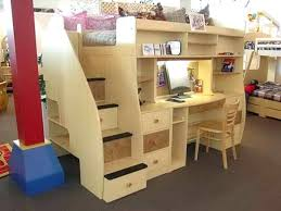 bunk bed with desk underneath best loft bed desk ideas on bunk bed with desk pertaining