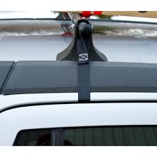 Apex Universal Strap-Attached Telescoping Roof Rails | Discount Ramps