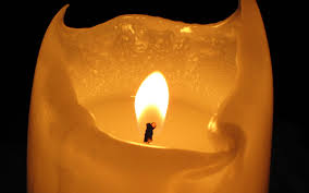 Image result for candle lit