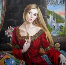 poem and close reading the lady of shalott the lady of shalott by dashinvaine