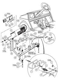 brake pedal assembly club car parts & accessories 2004 club car wiring diagram 48 volt at 2000 Club Car Golf Cart Electric Wiring