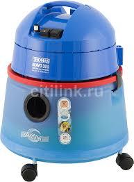 Купить Моющий <b>пылесос THOMAS Bravo</b> 20S Aquafilter, синий ...