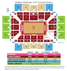 Stanford Basketball Seating Chart 2018 Stanford Basketball Season Ticket Memberships