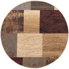 wood blocks rug 5 ft round 5 ft round rug pad